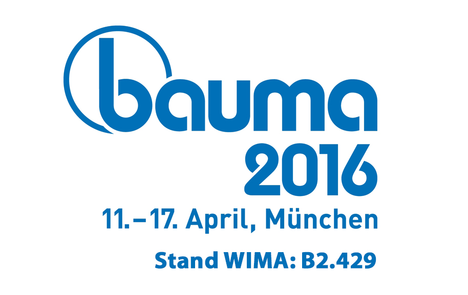 WIMA auf der bauma 2016